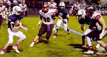 Photo 5 of West Branch vs Northeast
