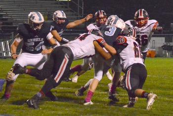 Photo 6 of West Branch vs Northeast