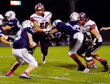 Photo 9 of West Branch vs Northeast